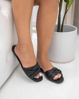 Girls Trip Sandal - Black