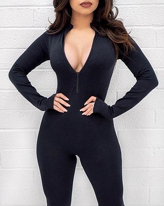 Khloe Jumpsuit - Black