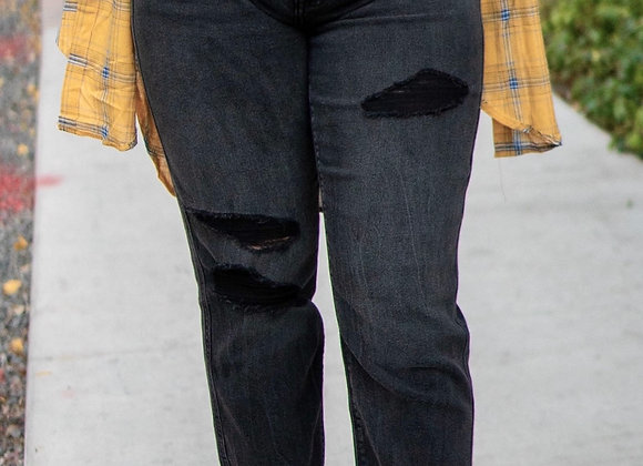 Graphite BF Jeans