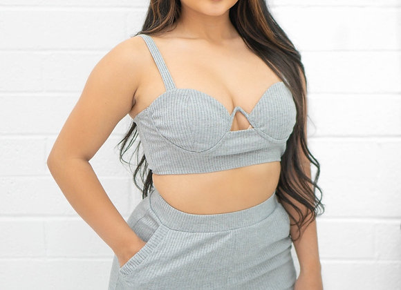 Madelyn Set - Grey