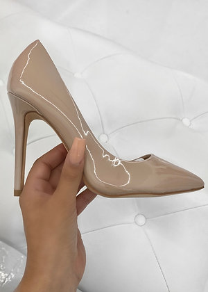 Business Babe Pump - Nude