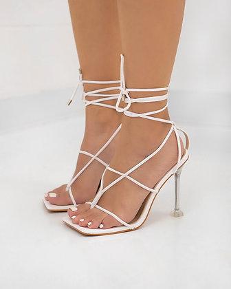 In Demand Heel - White