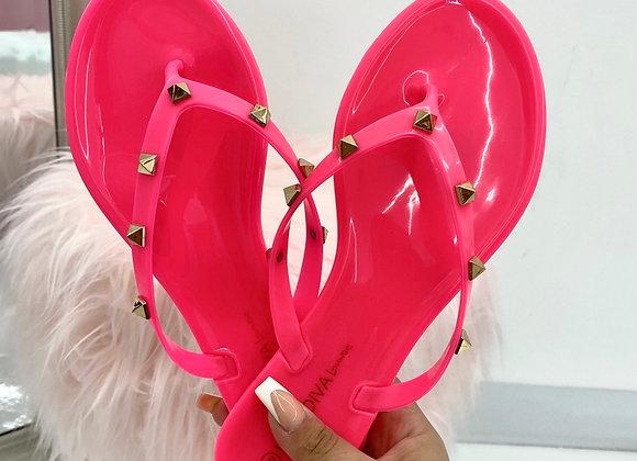 Stacy Sandal - Pink