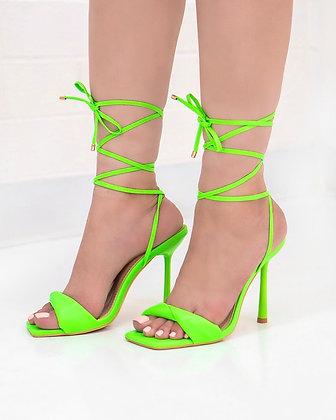 Poison Ivy Heel