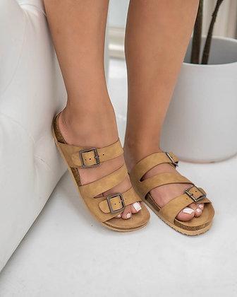 Summer Sandal - Nude