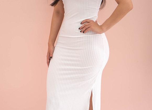 Jocelyn Dress - White