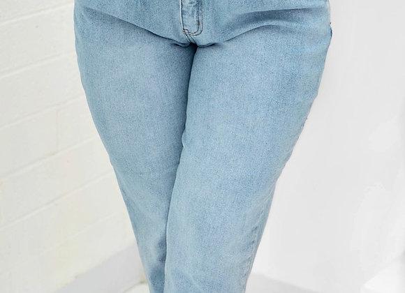 Monique Mom Jeans