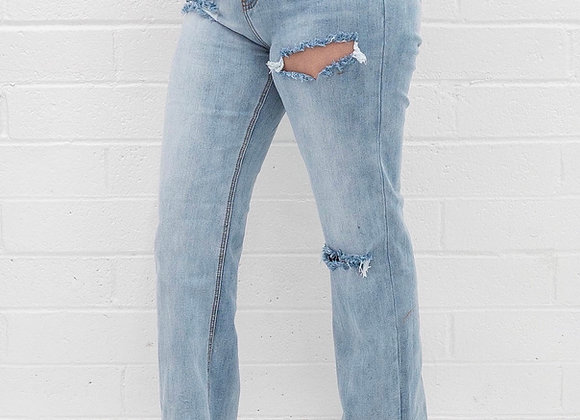Cici Jeans - Light Wash