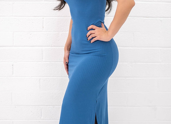 Jocelyn Dress - Blue