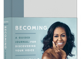 """Michelle Obama's Book """"Becoming"""" and How It Relates to eLearning and Online Learning Right Now"""