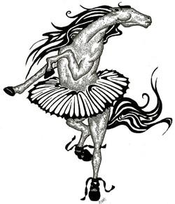 Ballet Horse