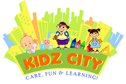 Kidz City Daycare & Learning Center logo