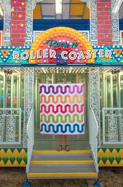 Rock N Roller Coaster Quilt