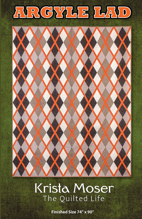 Argyle Lad Printed Pattern