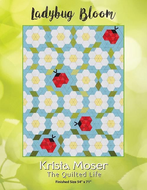 Ladybug Bloom: PDF ONLY