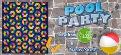 Pool Party Quilt