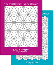 Fabric Planners Quilting Krista Moser