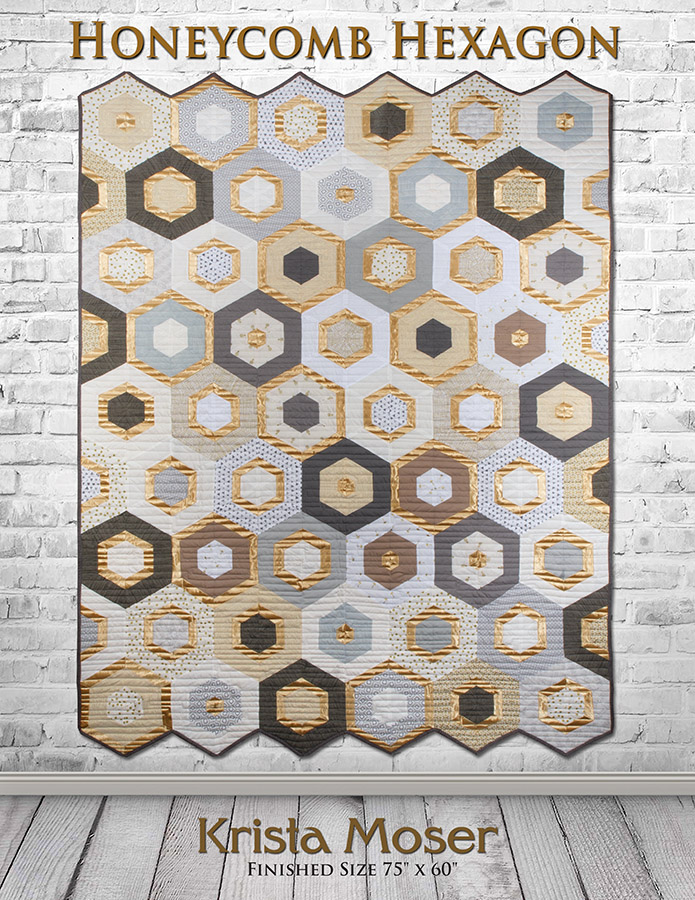 Honeycomb Hexagon Quilt