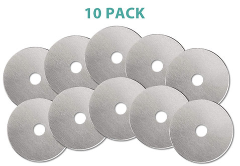 Rotary Blade 45mm Replacement Bulk Pack