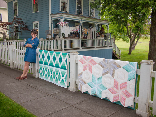 Port Gamble Welcomes The Quilted Life | Quilting | United States ... : quilted strait port gamble - Adamdwight.com
