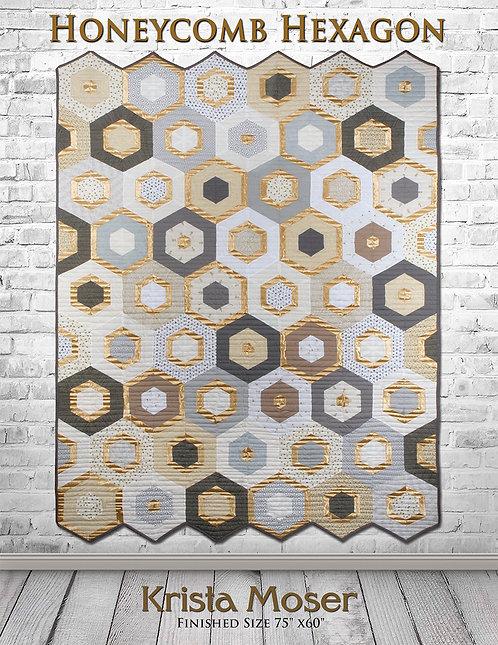 Honeycomb Hexagon Digital Download
