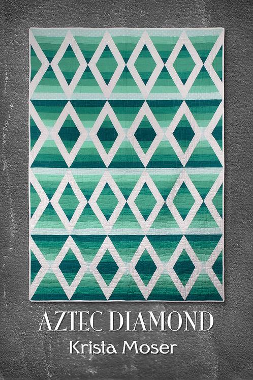 Aztec Diamond Printed Pattern