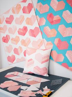 Heart Candy Quilt
