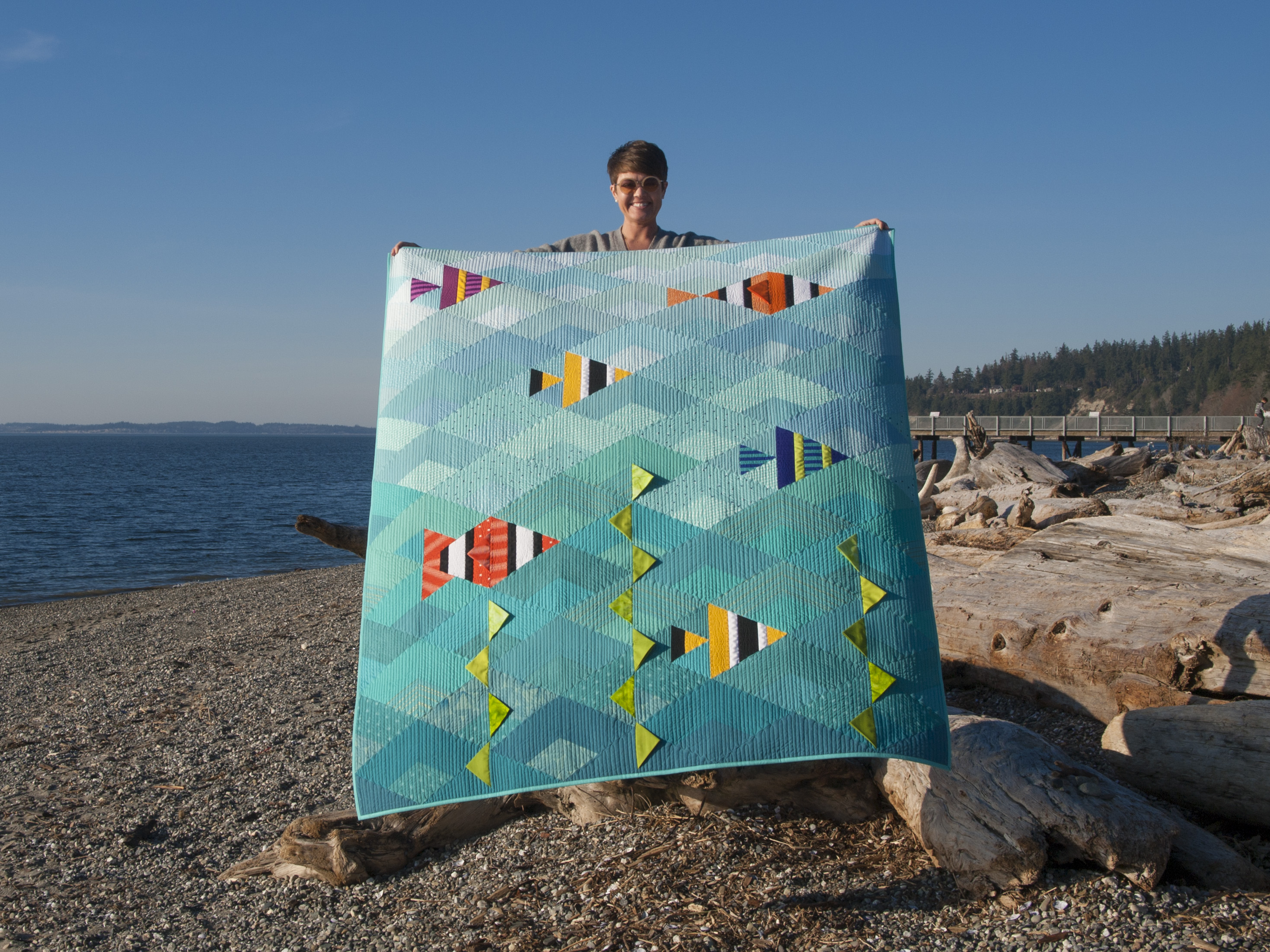Finley & Friends Quilt