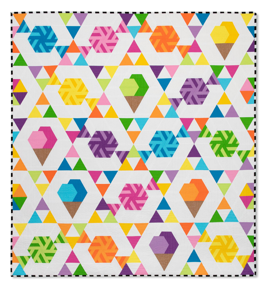 Two Scoops Quilt
