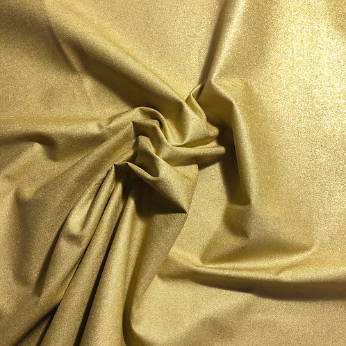 Windham Gold Metallic Fabric 1/6 YD