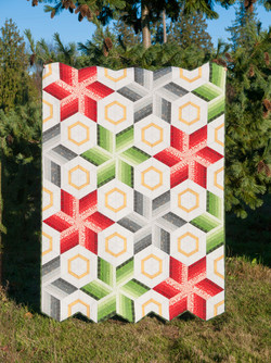 Champagne & Pearls Quilt