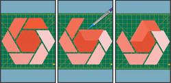Hot Air Hexagons