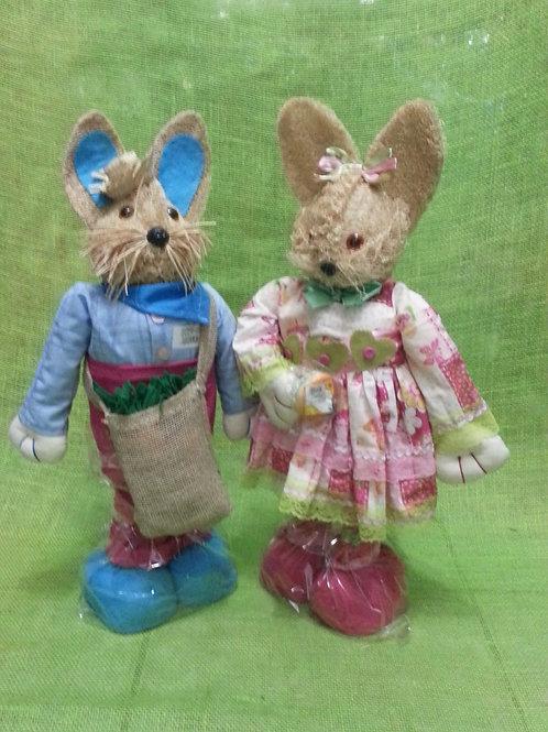 casal coelho bucha