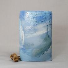 Susan Luker Ceramic artist clay pottery clay pot vase