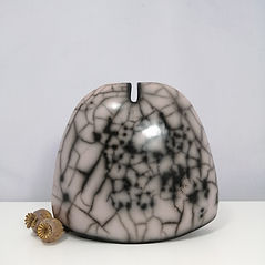 Susan Luker Naked Raku ceramics