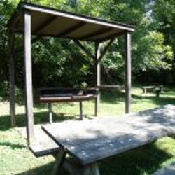 2-Grill + Table