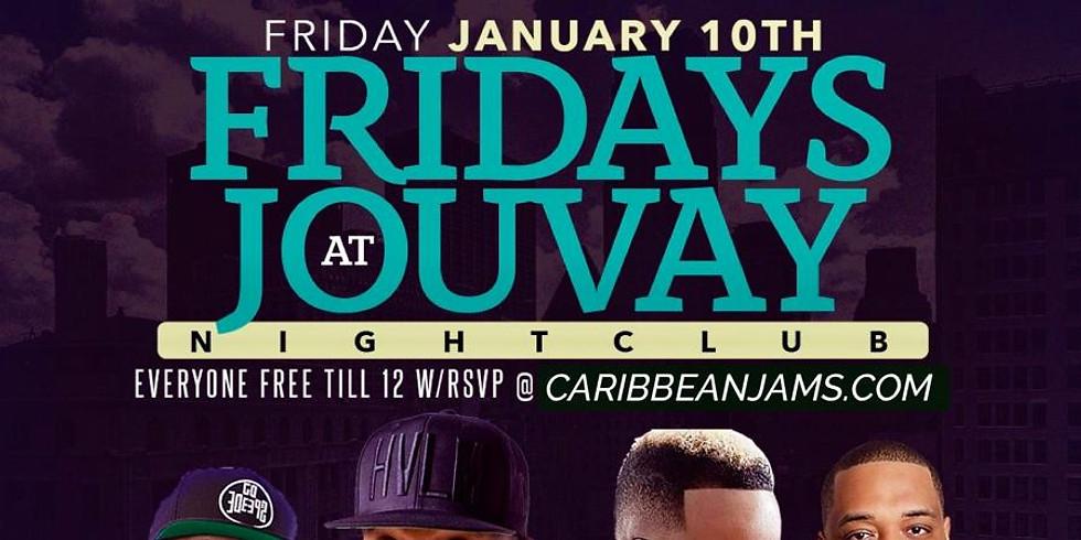 Friday at Jouvay
