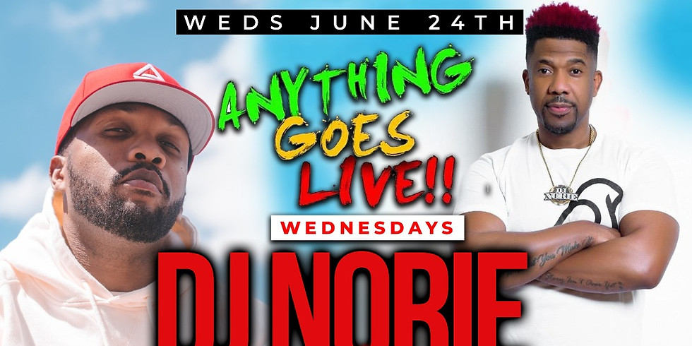 Anything Goes Live