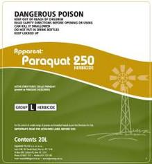 Paraquat 250 - 20L