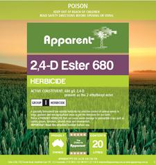 2, 4-D Ester 680 - 20L