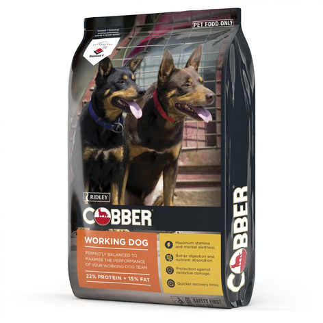 Cobber Working Dog 20KG