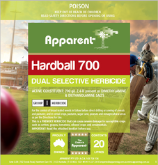 Hardball 700 (Low Odour Available) - 20L