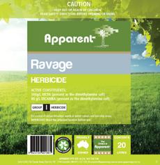 Apparent Ravage 1L