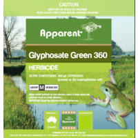 Glyphosate Green/Bio 360 - 1L, 5L, 20L