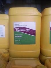 Glyphosate 450 - 5L, 20L