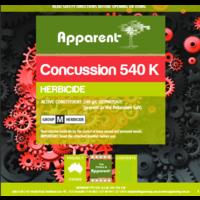 Concussion 540 K - 20L