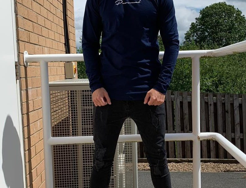 UCP Long Sleeve Navy