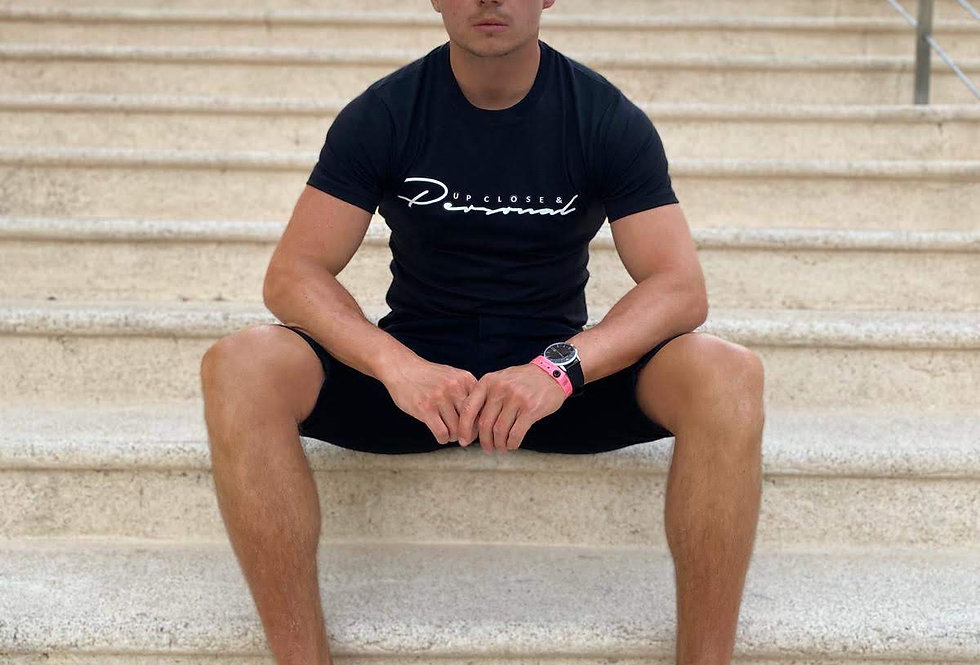 UCP Signature Fitted T-Shirt