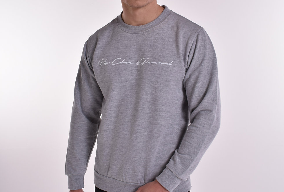 UCP Signature Sweatshirt Grey