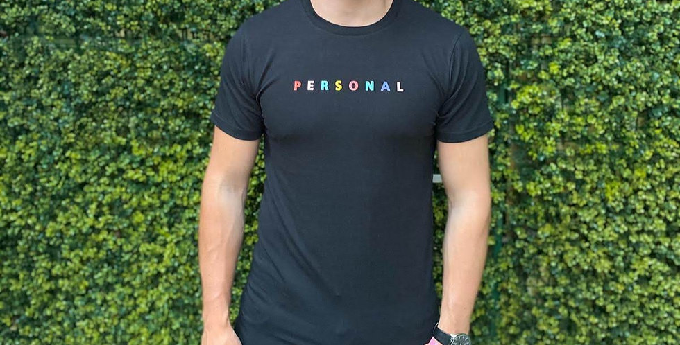 UCP Rainbow Fitted T-Shirt